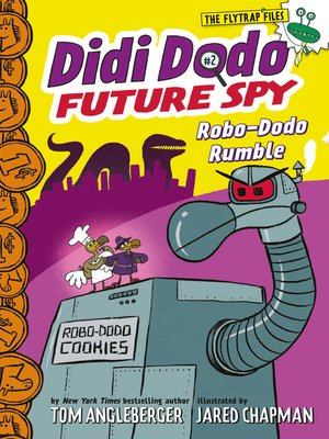 cover image of Robo-Dodo Rumble