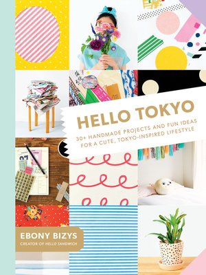 cover image of Hello Tokyo