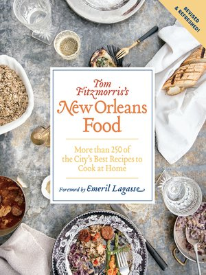 cover image of Tom Fitzmorris's New Orleans Food (Revised and Expanded Edition)