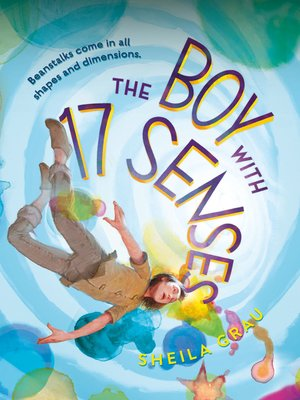 cover image of The Boy with 17 Senses