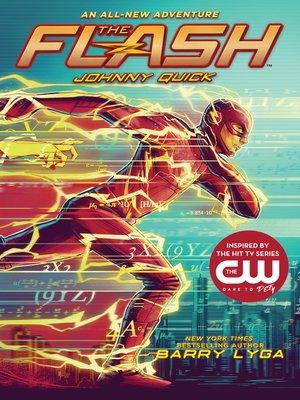 cover image of The Flash: Johnny Quick