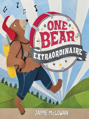 cover image of One Bear Extraordinaire