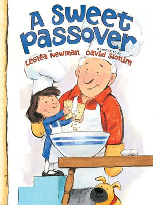 cover image of Sweet Passover