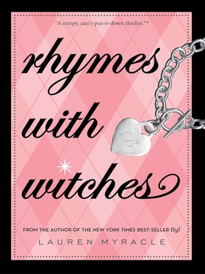 cover image of Rhymes With Witches