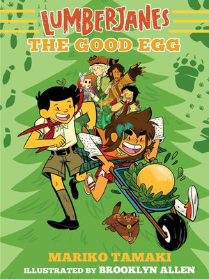 cover image of The Good Egg