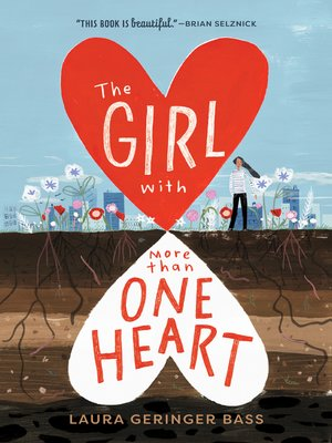 cover image of The Girl with More Than One Heart