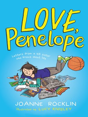 cover image of Love, Penelope