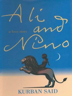 ali and nino book free download