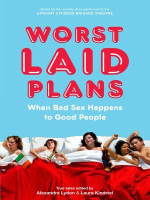 cover image of Worst Laid Plans