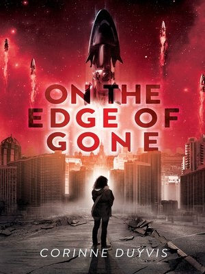 cover image of On the Edge of Gone