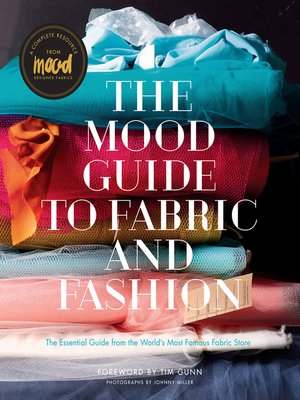 cover image of Mood Guide to Fabric and Fashion