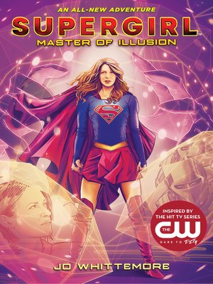 cover image of Supergirl: Master of Illusion