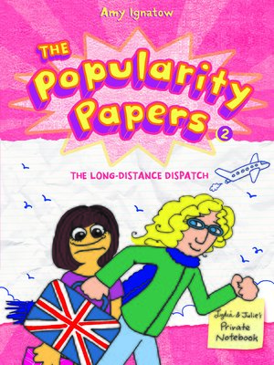 cover image of The Long-Distance Dispatch Between Lydia Goldblatt and Julie Graham-Chang