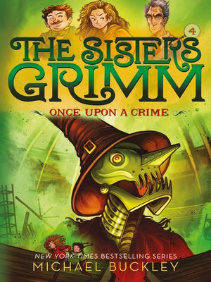 cover image of Once Upon a Crime