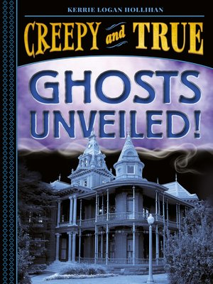 cover image of Ghosts Unveiled!