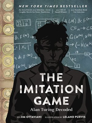 cover image of The Imitation Game