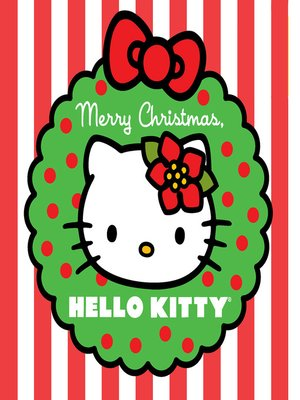 cover image of Merry Christmas, Hello Kitty!