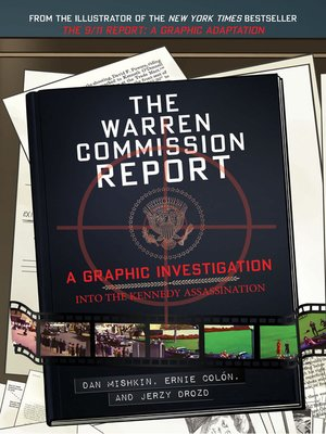cover image of The Warren Commission Report