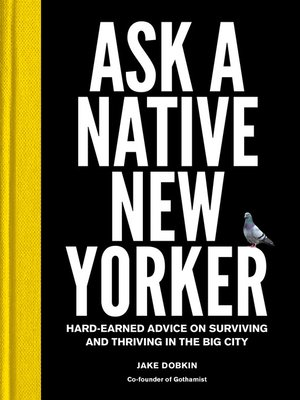 cover image of Ask a Native New Yorker