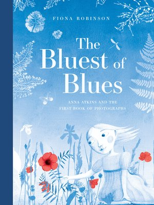 cover image of The Bluest of Blues