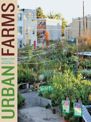 cover image of Urban Farms