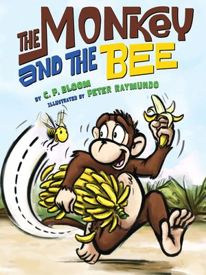 cover image of The Monkey and the Bee