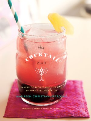 cover image of The Cocktail Club