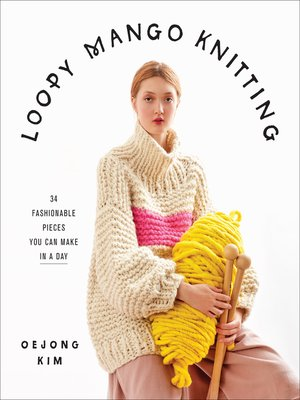 cover image of Loopy Mango Knitting