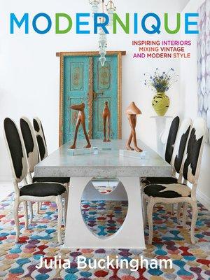 cover image of Modernique