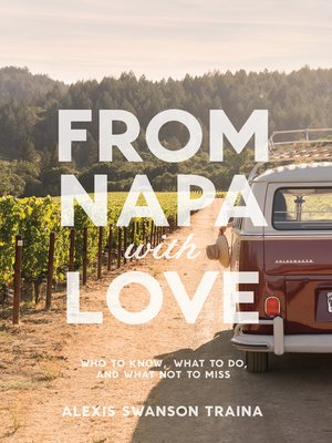 cover image of From Napa with Love