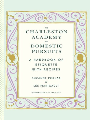 cover image of The Charleston Academy of Domestic Pursuits