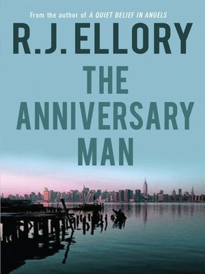 cover image of The Anniversary Man