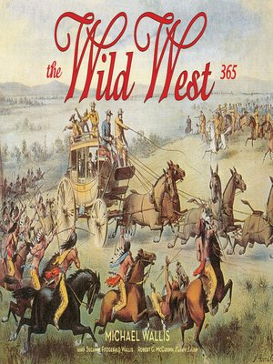cover image of The Wild West