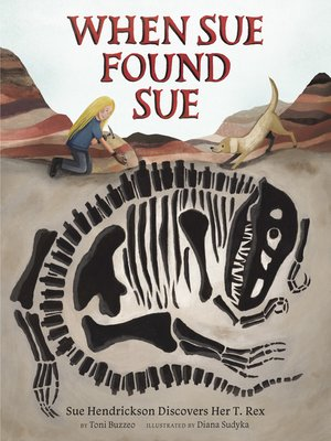 cover image of When Sue Found Sue
