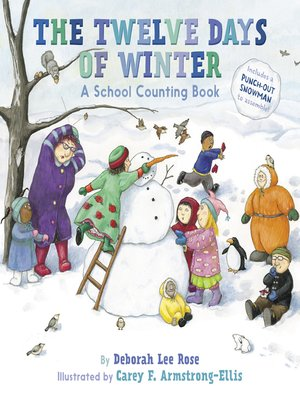 cover image of The Twelve Days of Winter
