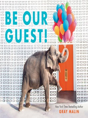 cover image of Be Our Guest!