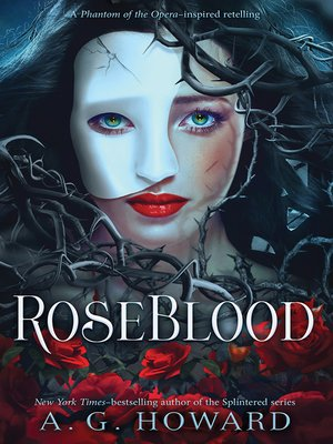 cover image of RoseBlood