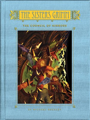 cover image of The Council of Mirrors