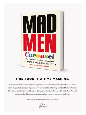cover image of Mad Men Carousel