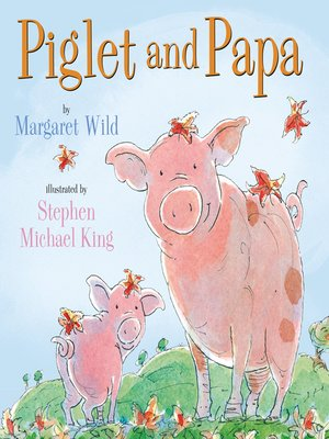 cover image of Piglet and Papa