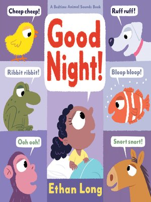cover image of Good Night!