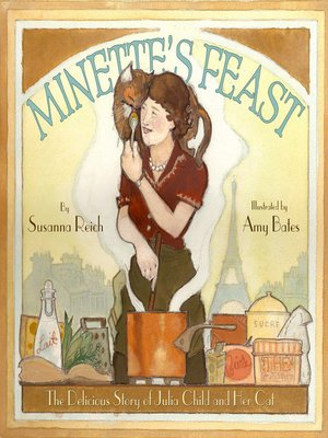 cover image of Minette's Feast