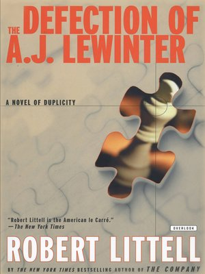 cover image of The Defection of A. J. Lewinter