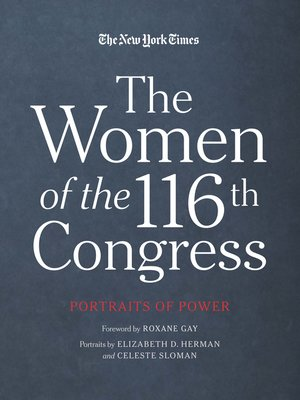 cover image of The Women of the 116th Congress