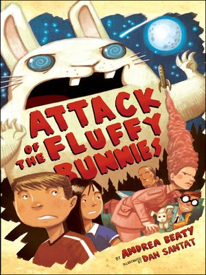 cover image of Attack of the Fluffy Bunnies