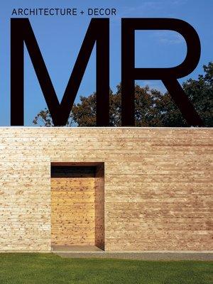 cover image of MR Architecture + Decor