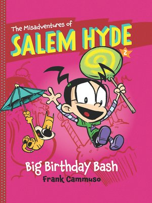cover image of Big Birthday Bash