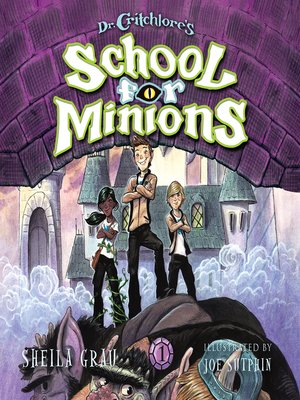 cover image of Dr. Critchlore's School for Minions
