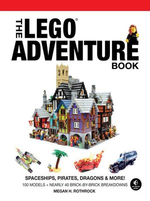 cover image of The LEGO Adventure Book, Volume 2