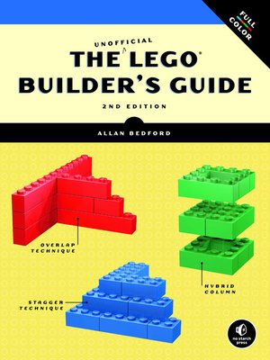 cover image of The Unofficial LEGO Builder's Guide